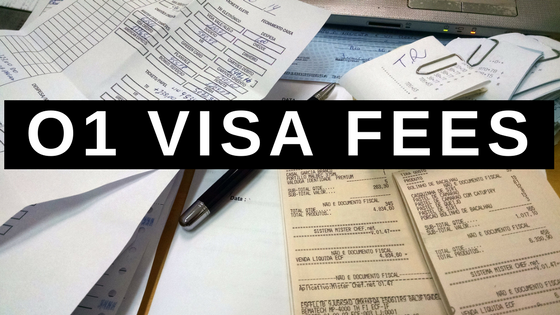 O1 Visa Fees in 2019: Everything You Need to Know - Ashoori Law