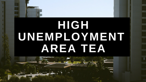 High Unemployment Area TEA