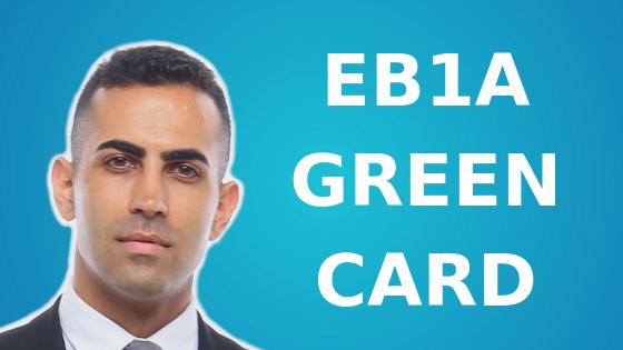 EB1A Green Card - Ashoori Law