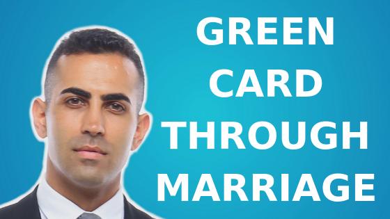 Green Card Through Marriage - Ashoori Law