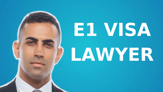E1 Visa